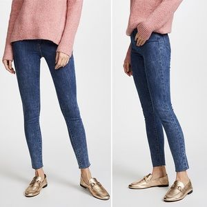 Levi's 721 High Rise Skinny Jeans, Charged Up, 29